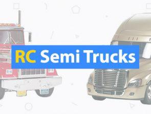 Best RC Semi-Trucks