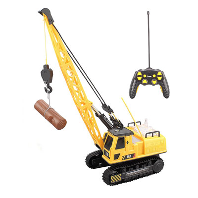 Best Rc Construction Vehicles Bulldozer Crane Excavator 3d Insider