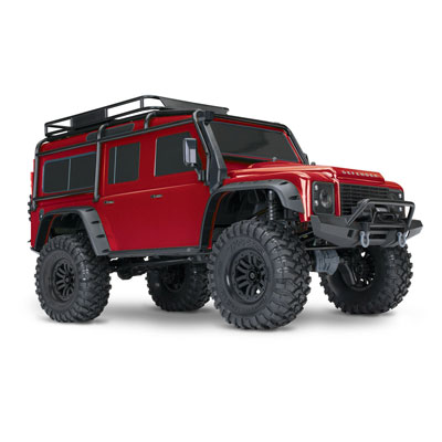 Traxxas TRX-4 Scale and Trail Crawler