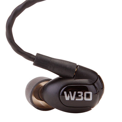 Westone W30 Triple-Driver True-Fit Earbuds