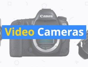 Best Video Cameras of 2018 with 4K Resolution