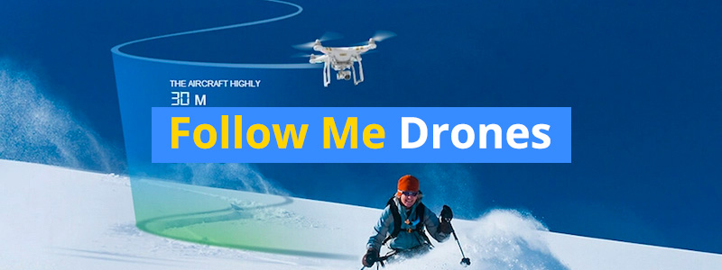 10 Best Follow Me Drones