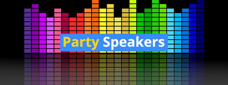 10 Best Party Speakers of 2019