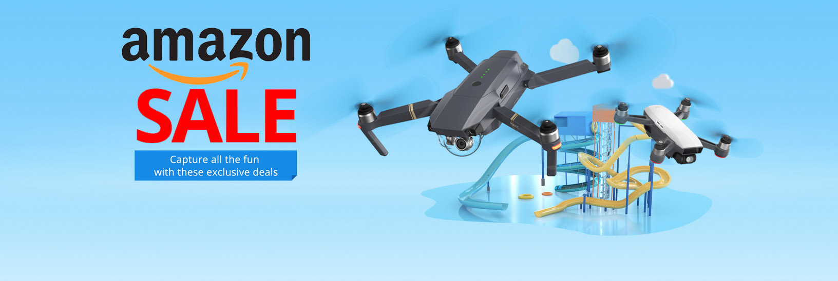 DJI Joins Amazon Prime Day Sale