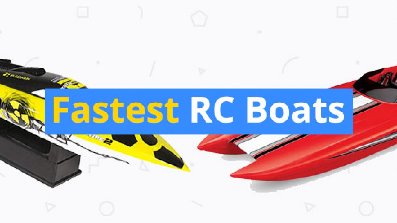 8 Fastest Electric Rc Boats Of 2019 3d Insider