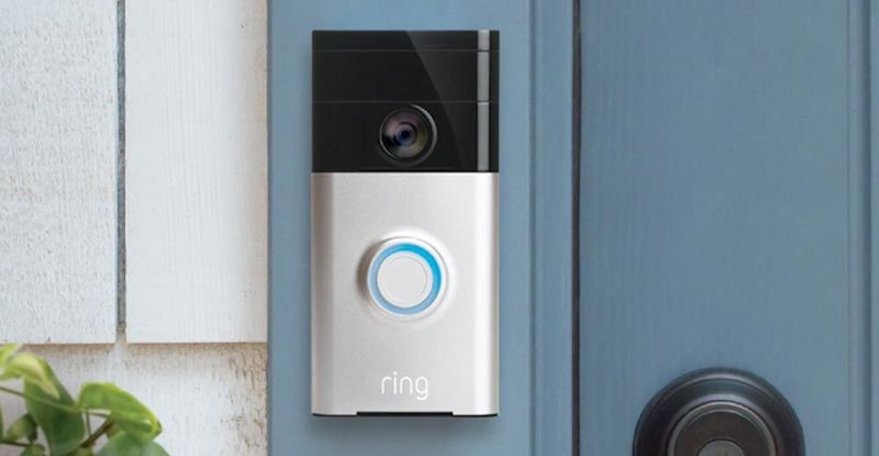 Ring Video Cameras Go on Sale for Amazon Prime Day