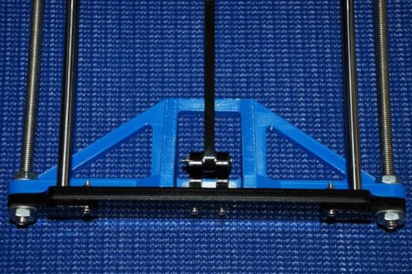 A8 Front Frame Brace
