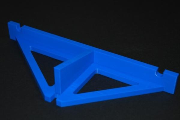 A8 Rear Frame Brace