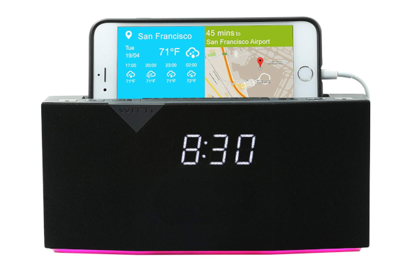 BEDDI Smart Radio Alarm Clock