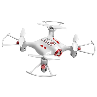 Cheerwing Syma X20 Pocket Quadcopter
