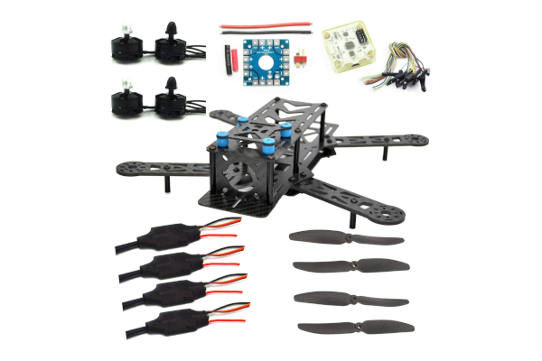 LHI Pro Carbon Fiber Quadcopter Kit