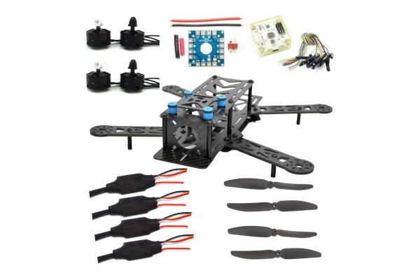 LHI Pro Carbon Fiber Quadcopter Kit