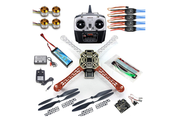 Qwinout DIY RC Quadcopter Drone Kit