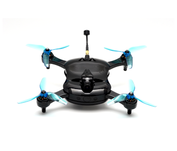 RTF Teal Flying, Camera, FPV Racing Drone