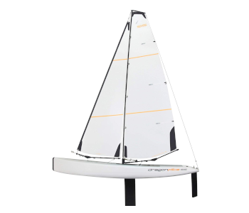 The DragonFlite 95 950mm RC Sailboat