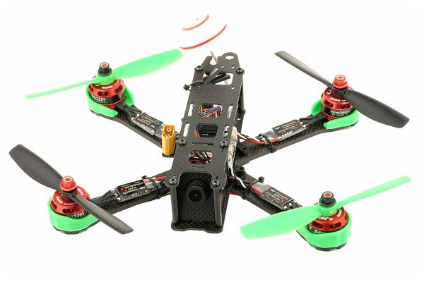 Woafly LHI 220 Quadcopter Full Kit