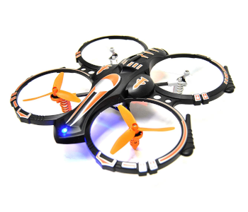 Wonder Chopper RC Stunt Kids Quadcopter