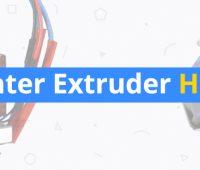 best 3d printer extruder hotends