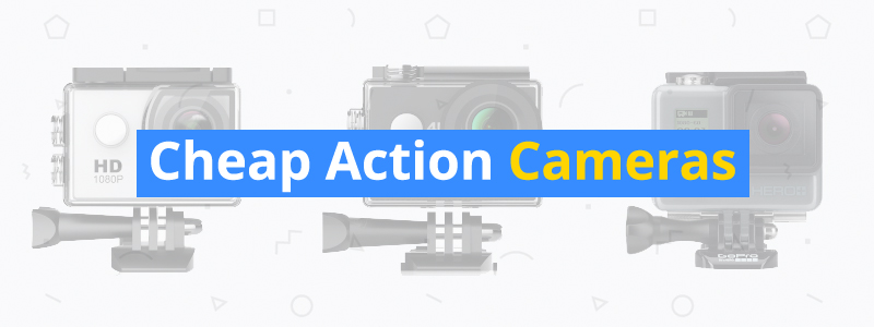best cheap action cameras