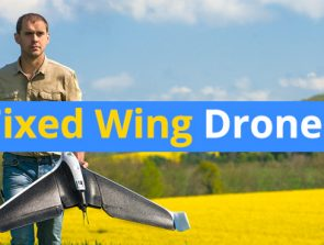 Best Fixed Wing Drones