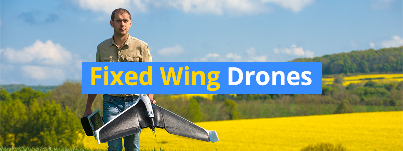 best-fixed-wing-drones
