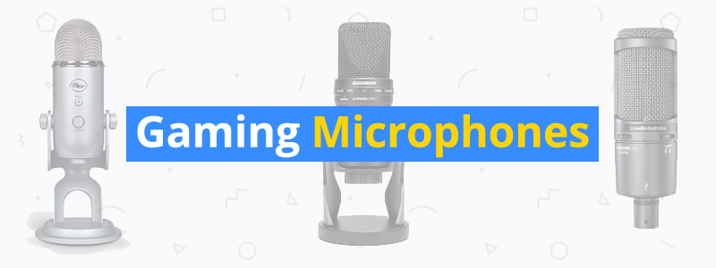 10 Best Microphones for Gaming