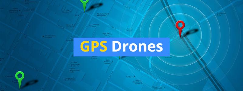 7 Best GPS Drones