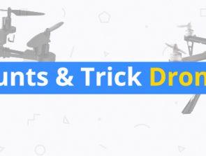 7 Cool Stunt & Trick Drones