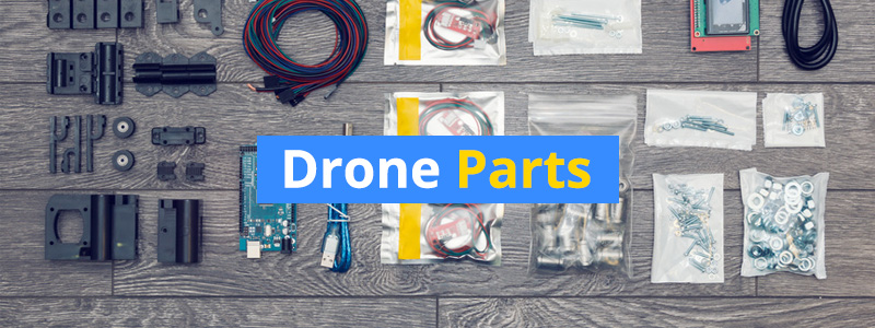 RC Parts List for Building a Drone