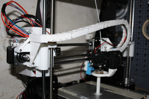 improved linear chain to Extruder