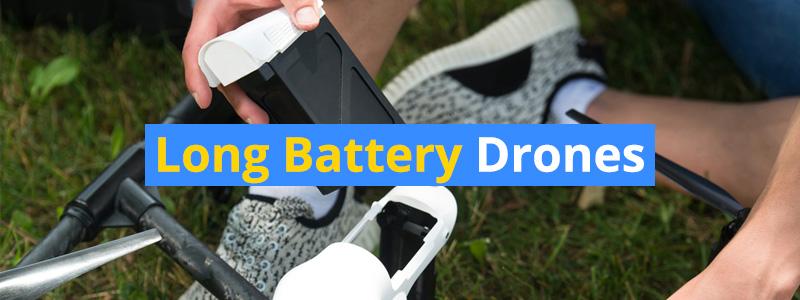 11 Best Long Flight Time Drones 30 Minute Battery Life 3d Insider