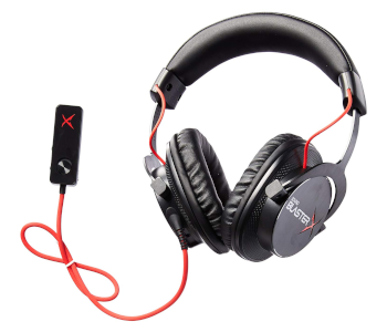 Creative Sound BlasterX H7 Tournament Edition $80