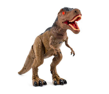 Toysery Remote-Controlled T-Rex Dinosaur
