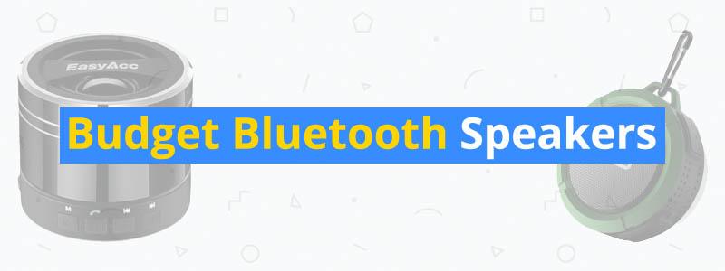 10 Best Budget Bluetooth Speakers