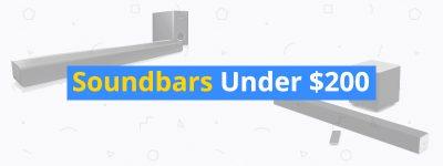 best soundbars under 200