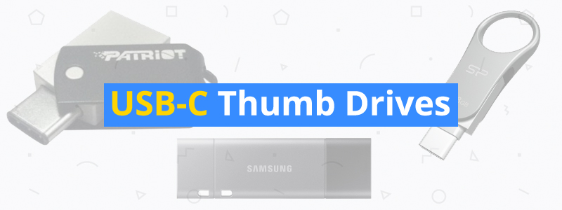 9 Best USB-C Thumb Drives