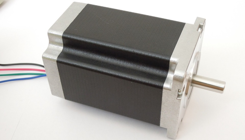 CNC Stepper Motors