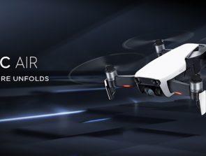 Best Drone So Far? DJI Mavic Air Review