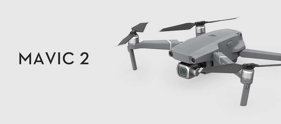 The Game Changer? A Review of the DJI Mavic 2