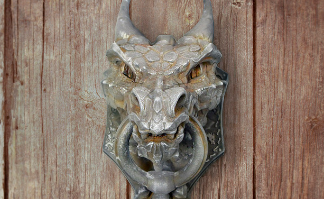 Dragon Door Knocker