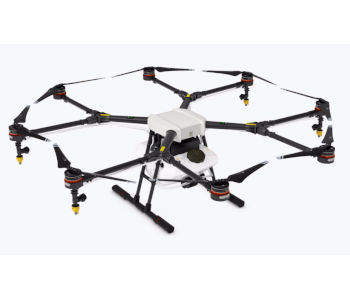 DJI AGRAS MG-1 Agricultural Spraying Octocopter