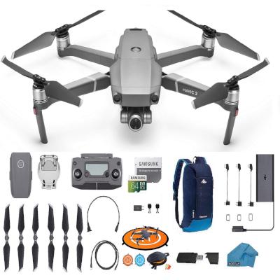 DJI Mavic 2 Zoom Drone 24-48mm Optical Zoom Bundle