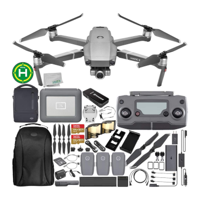 DJI Mavic 2 Zoom Drone Lacie DJI Copilot All-Day Bundle