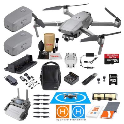 DJI Mavic 2 Zoom Quadcopter and Fly More Kit Combo