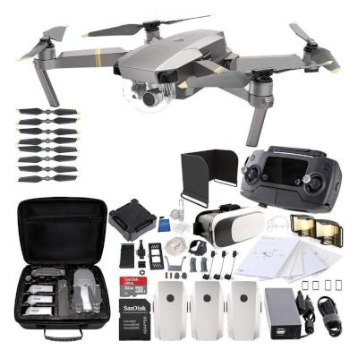 DJI Mavic Pro Platinum Drone Ultimate Bundle