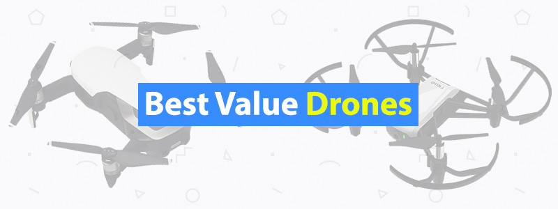 8 Best Drones for the Money
