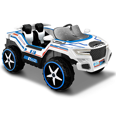 Kid's 2 Seater Motorz Dune Runner Space Adventure