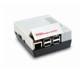 Kintaro Classic – NES Inspired Raspberry Pi Case