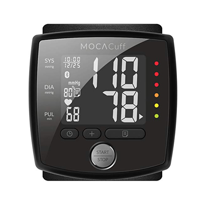 MOCACuff Automatic Blood Pressure Monitor
