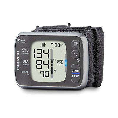 Omron 7 Series Bluetooth Wireless Wrist Blood Pressure Monitor